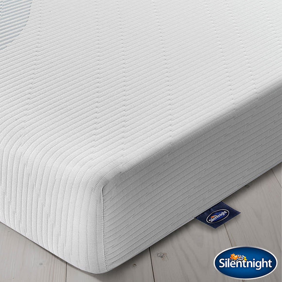 Silentnight Now 5 Zone Rolled Memory Foam Mattress in 3 Sizes - YaamiFashion