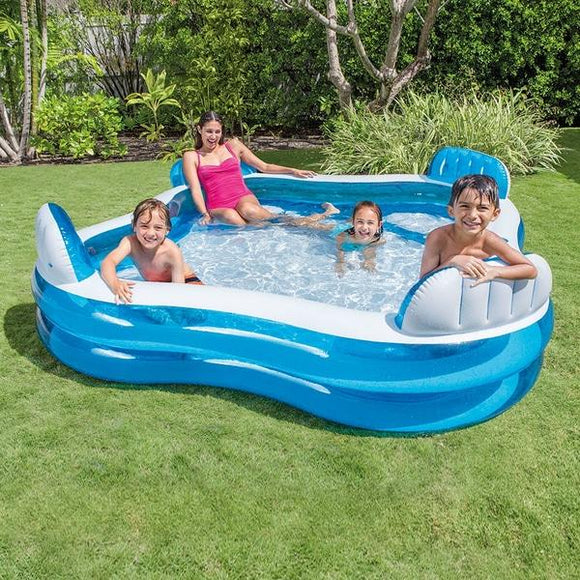 Intex Family Lounge Pool - YaamiFashion