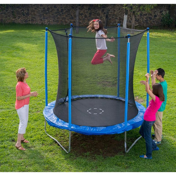 Trampoline & Enclosure 8ft - YaamiFashion