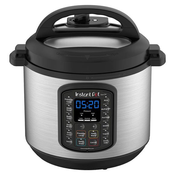Instant Pot Duo 6 SV 5.7L Multi-Use Pressure Cooker - YaamiFashion