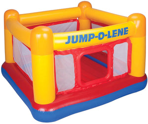 Intex  Jump-O-Lene Playhouse Bouncer - YaamiFashion