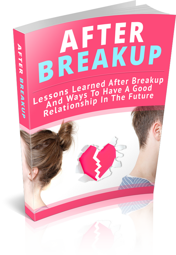 Free: After Breakup Ebook PDF - YaamiFashion