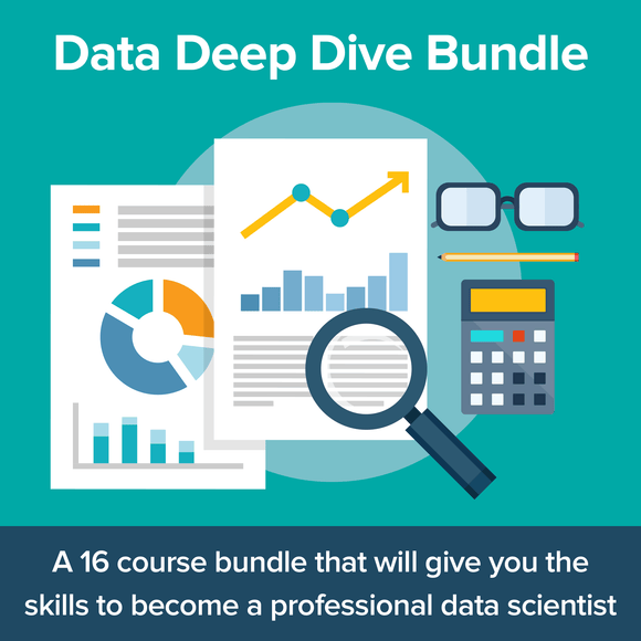 Data Deep Dive Bundle - YaamiFashion