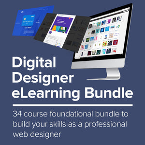 Digital Designer eLearning Bundle - YaamiFashion