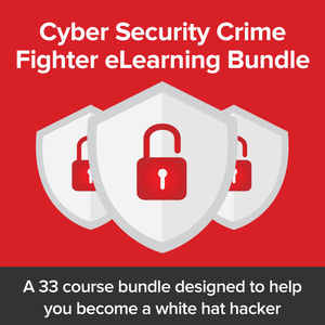 Cyber Security Crime Fighter eLearning Bundle - YaamiFashion