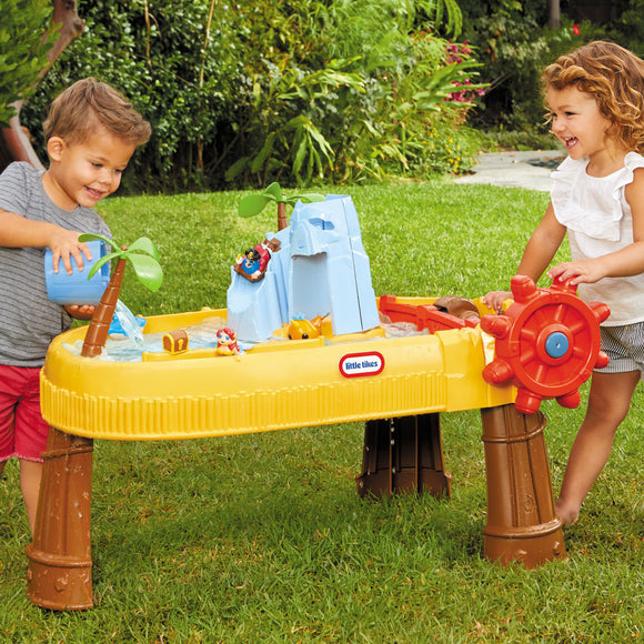Little Tikes Island Wavemaker Water Table 2+ Years - YaamiFashion