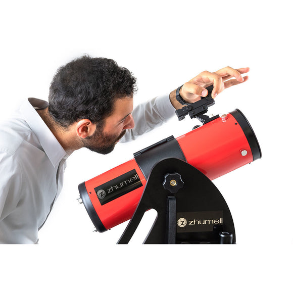 Zhumell Z114 114mm Reflector Dobsonian Telescope - YaamiFashion