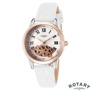 Rotary Ladies Automatic Watch LS03732/06S - YaamiFashion