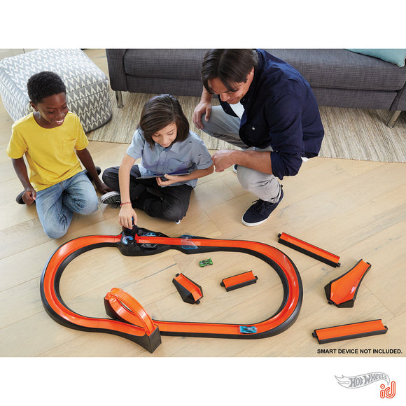 Hot Wheels id™ Smart Track Kit 8+ Years - YaamiFashion