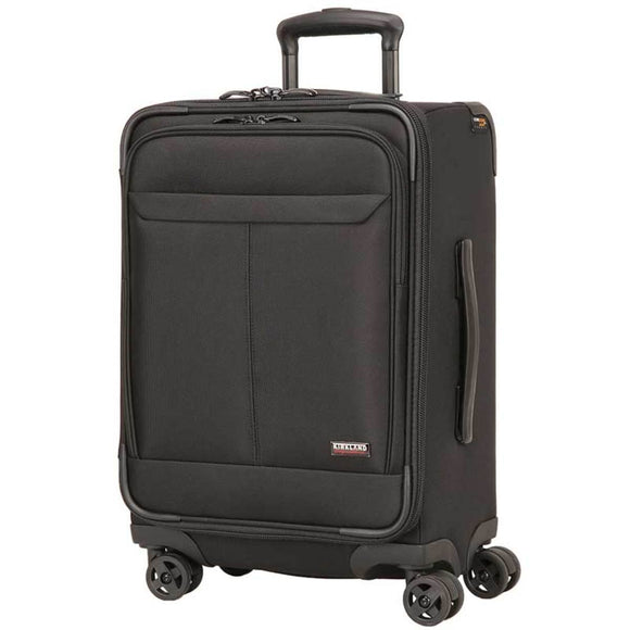 Kirkland Signature 54.6cm Spinner Cabin Case in Black - YaamiFashion