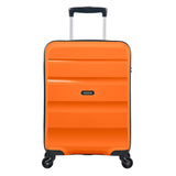 American Tourister Bon Air Carry On Spinner Case, Tangerine Orange - YaamiFashion
