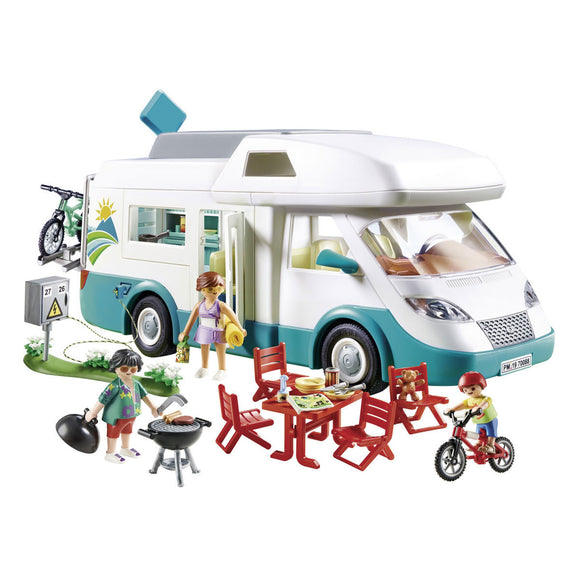 Playmobil Family Fun Camper Van - Model 70088 4+ Years - YaamiFashion