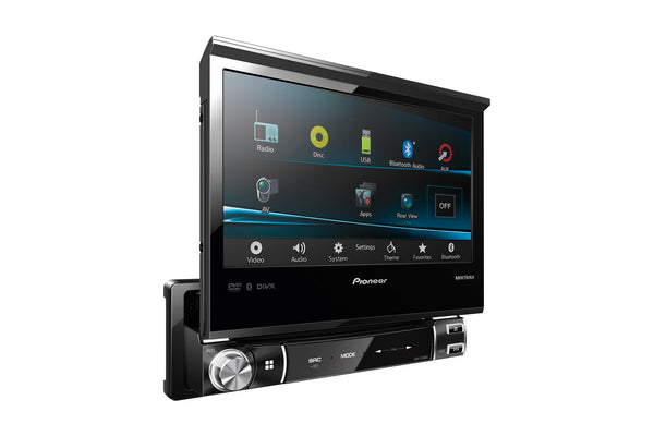 AVH-X7500BT   -   7 inch Screen, DVD Multimedia player, Bluetooth, AppRadio Mode, 3 Pre-outs, High Voltage Output