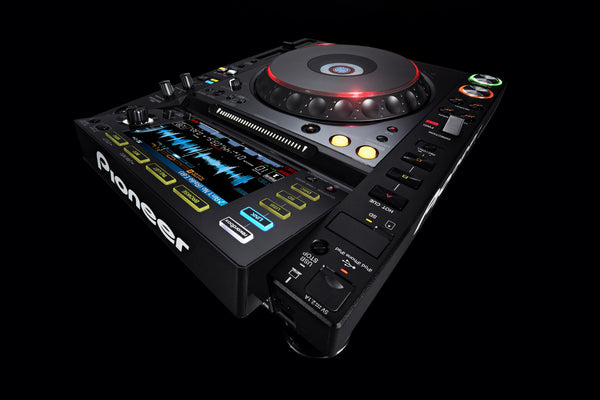 CDJ-2000NXS   -   nexus Pro-Grade Digital DJ Deck