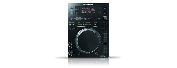 CDJ-350   -   Digital Multimedia Deck with rekordbox support