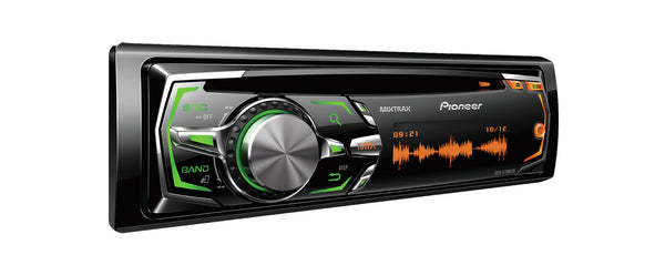 DEH-X7500SD   -   Stereo, CD, USB, iPhone, Multi-Colour Display, MIXTRAX, SD, 3 Pre-outs, High Voltage Output 4V