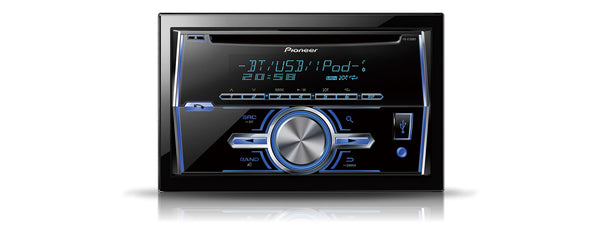 FH-X700BT   -   Stereo, CD, USB, iPhone, Multi-Colour Display, MIXTRAX, 2 Pre-outs, Bluetooth,