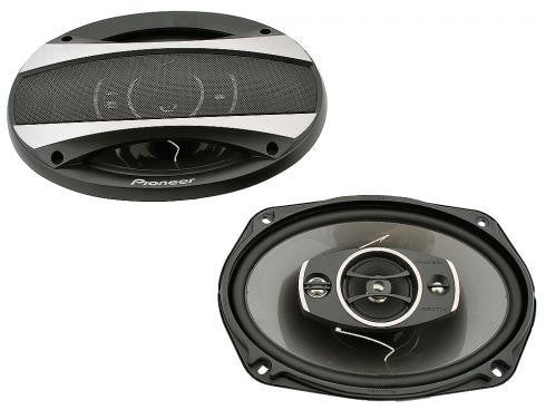 "TS-A6926  -  6"" x 9"" Coaxial 4-way Speakers 400W"