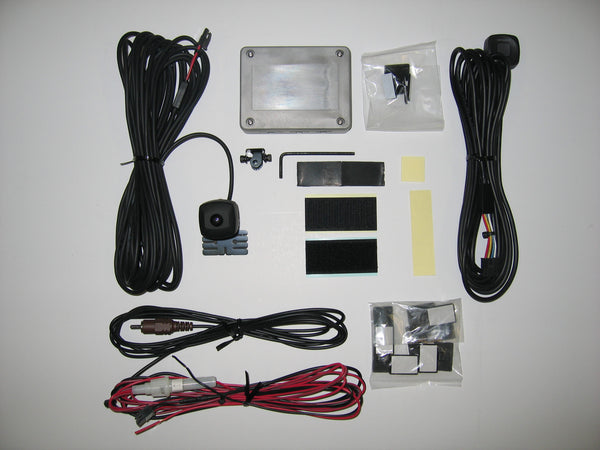 ND-BC20PA   -   Camera, Universal Back-up Camera with Parking Guide