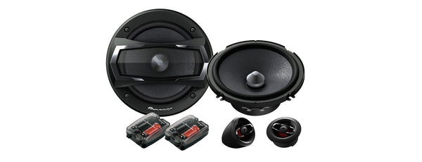 TS-A172CI   -   17 cm 2-way Coaxial Speakers 350W