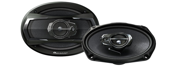"TS-A6923I   -  6"" x 9"" Coaxial 3-way Speakers 400W"