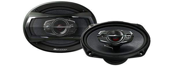 "TS-A6924i   -  6"" x 9"", 4-way Speakers, 550W"