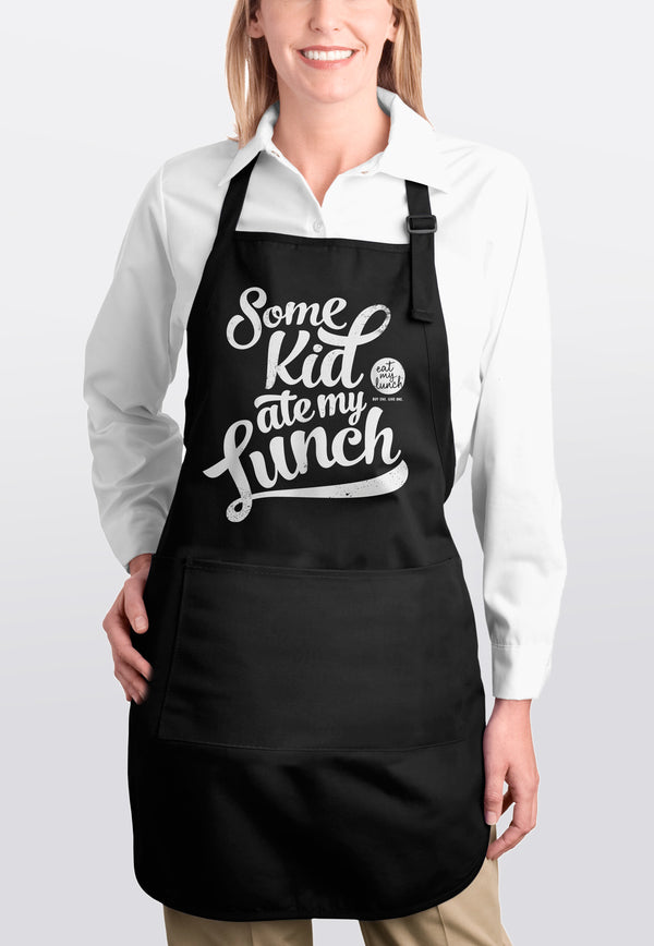 Eat My Lunch Apron