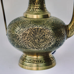 Alibaba Tea Kettle Lamp: Bronze
