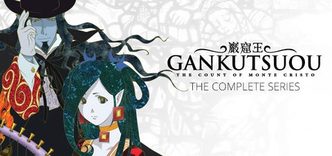 Gankutsuou The Count Of Monte Cristo alltheanime