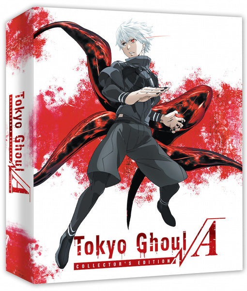 Tokyo Ghoul √A - Blu-ray Collector's Edition