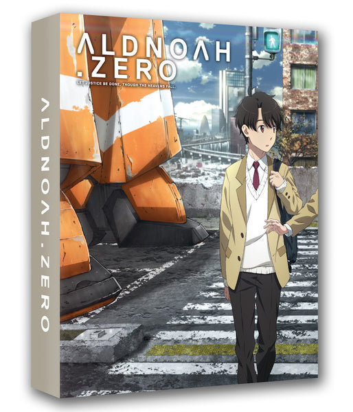 Aldnoah.Zero Season 1 - Blu-ray Ltd Collector's Edition