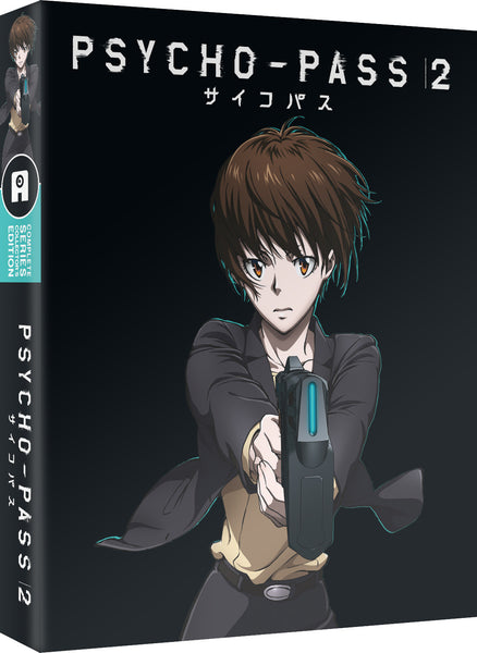 Psycho-Pass 2 - Blu-ray Ltd. Collector's Edition
