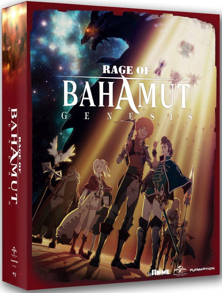 Rage of Bahamut: Genesis - Blu-ray Ltd Collector's Edition