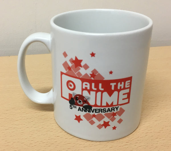 All the Anime mug - 5th Anniversary