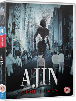 AJIN: Season 1 - DVD