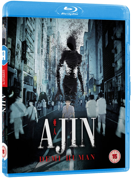 AJIN: Season 1 - Blu-ray