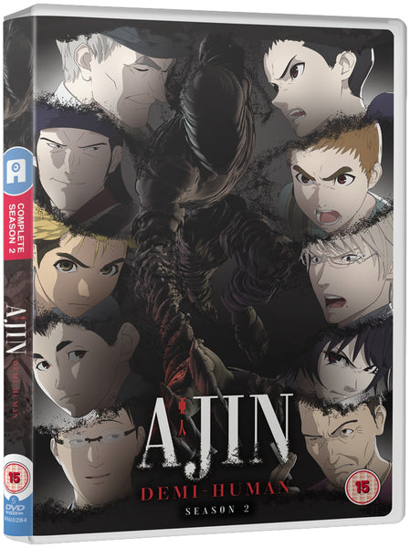 AJIN: Season 2 - DVD