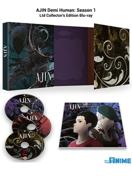 AJIN: Season 1 - Blu-ray Collector's Edition
