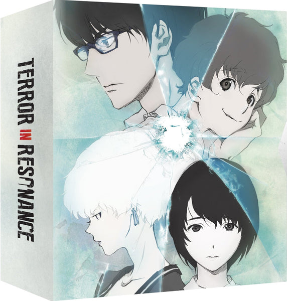 Terror In Resonance - Ultimate Edition [DVD + Blu-Ray]
