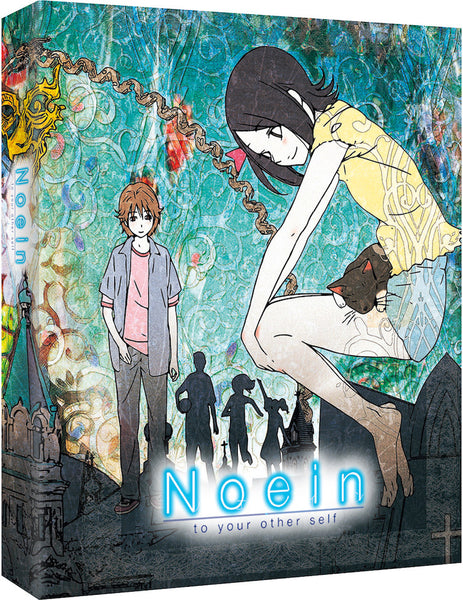 Noein: To Your Other Self - Blu-ray Limited Collector's Edition