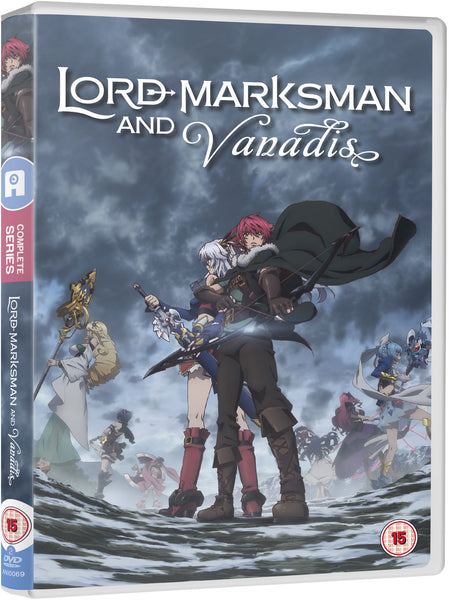 Lord Marksman and Vanadis - DVD