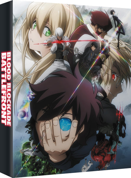 Blood Blockade Battlefront - Blu-ray Ltd Collector's Edition