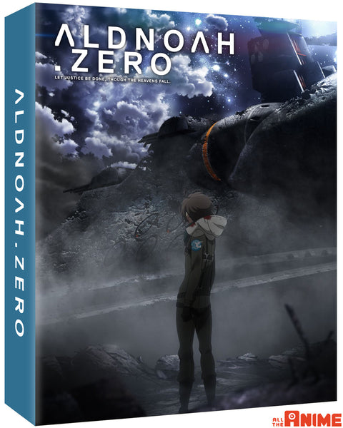 Aldnoah.Zero Season 2 - Blu-ray Ltd Collector's Edition