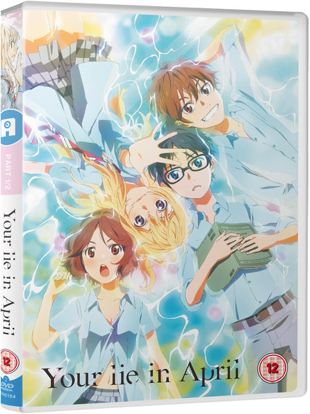 Your Lie in April - Part 1 DVD