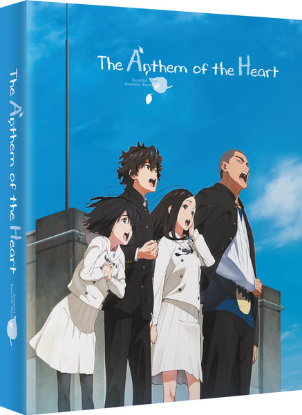 The Anthem of the Heart - Blu-ray+DVD Ltd Collector's Ed.