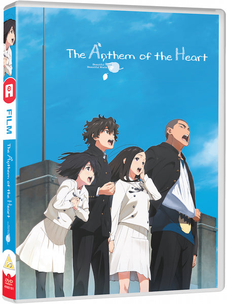 Anthem of the Heart - DVD