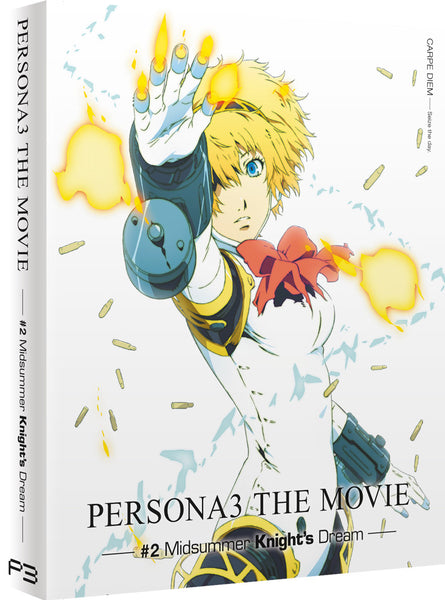 Persona 3: Movie #2 Midsummer Knight's Dream - Blu-ray+DVD Ltd Collector's Edition set