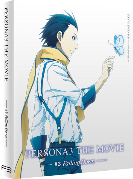 Persona 3: Movie #3 Falling Down - Blu-ray+DVD Ltd Collector's Edition
