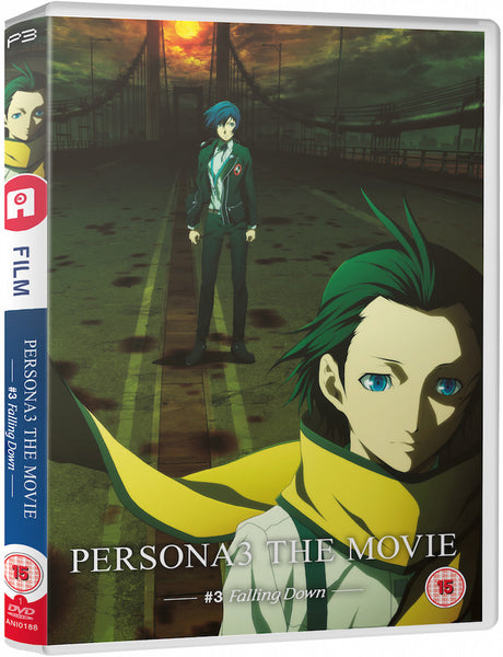 Persona 3: Movie #3 Falling Down - DVD
