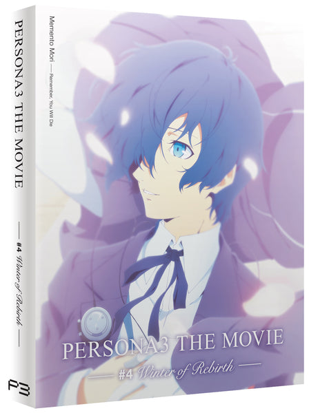 Persona 3: Movie #4 - Blu-ray/DVD Collector's Edition